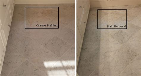 how to remove stains from marble floor tiles tile design
