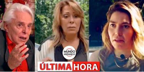 Alejandra Guzmán aparece y manda duro mensaje a su hija ...