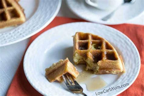 paleo coconut flour waffles gluten  belgian style