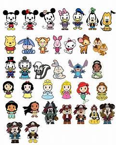Disney Cuties Clipart (77+)
