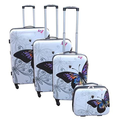 set de 3 valises et vanity pas cher madisson