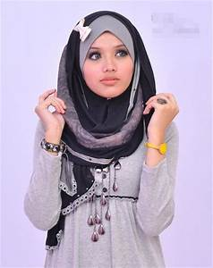 Latest Winter Hijab Styles For Girls 2017-2018 - Style Collectx