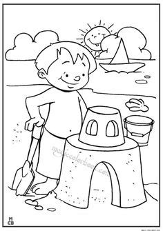 summer coloring pages   images summer