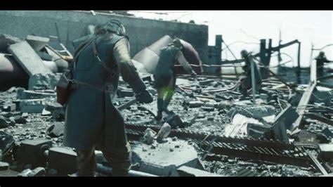 chernobyl episode  scene hbo graphite clearing youtube