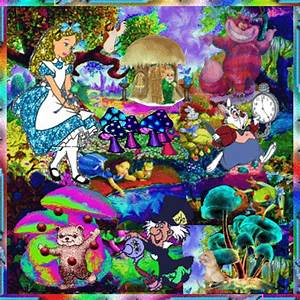 Gallery Trippy Alice In Wonderland Backgrounds