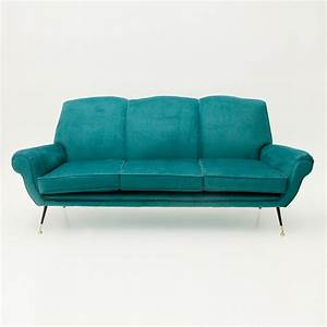 vintage sofa 1950s 70091 With 50s sectional sofa