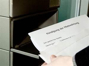 Kündigungsfrist Für Mieter : f r mieter und vermieter so klappt die k ndigung n ~ Lizthompson.info Haus und Dekorationen