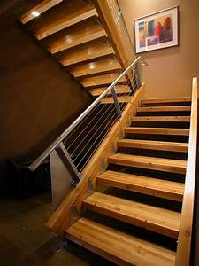 Grand Junction House - Industrial - Staircase - other