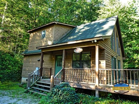 bryson city cabin rentals yellow realty bryson city cabin rental