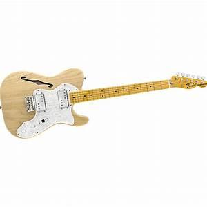 Fender American Vintage  U0026 39 72 Telecaster Thinline Electric