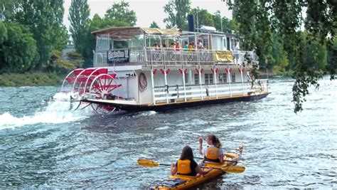 Paddle Boat Rentals Seattle by Sternwheeler Charters Welcome