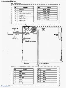 Clarion Car Stereo Wiring Diagram - Database
