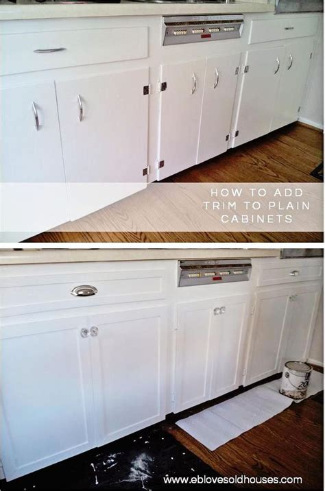 how to make kitchen cabinets look better kitchen cabinets makeover diy easy house 9487