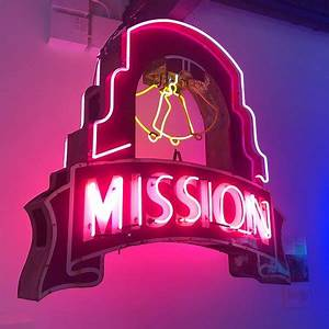 Museum of Neon Art MONA Los Angeles Kalifornia