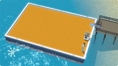 hausboot selber bauen sims 3 hausboot selber bauen leere schwimmplattform simension