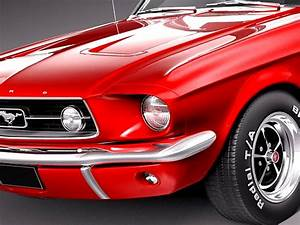 65-shelby-gt350-red-front – NCE