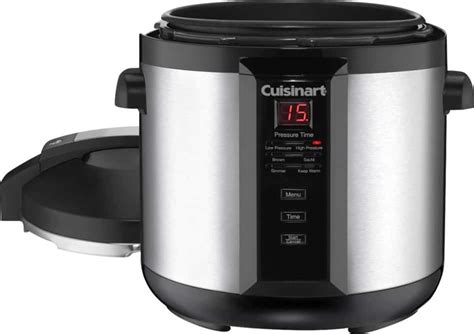 cuisinart cpc   pressure cooker review alices kitchen