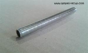 Tige Filetée M10 : tige filet e creuse m10 lustrerie pour la cr ation et ~ Edinachiropracticcenter.com Idées de Décoration