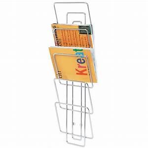 Porte Journaux Mural : boite de rangement range magazine ~ Teatrodelosmanantiales.com Idées de Décoration