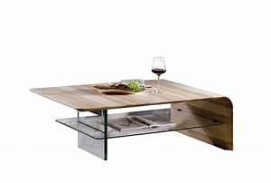 Table Haute En Verre : meuble tv noyer massif meuble tv noyer design le luxe d 39 un meuble en noyer massif ~ Teatrodelosmanantiales.com Idées de Décoration