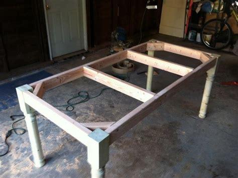 woodwork building a wood table pdf plans
