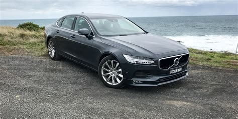 Review Volvo S90 by 2017 Volvo S90 D4 Review Term Report Two Highway