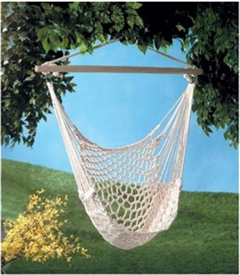amma diy rope hammock chair