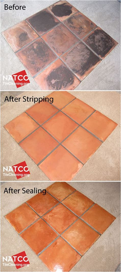 sealed saltillo tile 1000 images about cleaning stripping and sealing saltillo tiles on pinterest seals cleaning
