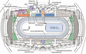 Track Field Diagram Layout