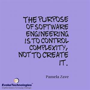 The purpose of ... Engineering Challenge Quotes