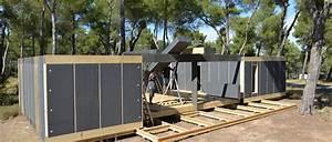 Diseño de casa pasiva con nuevo sistema prefabricado