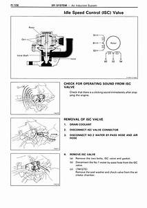 Idle Air Control Valve Wiring Diagram