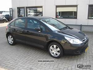 Citroen C4 Berline : 2006 citroen c4 berline 1 6 hdi ligne business car photo and specs ~ Gottalentnigeria.com Avis de Voitures