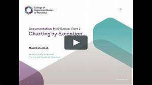 What Is Charting By Exception Examples Charting By Exception Example World Of Reference