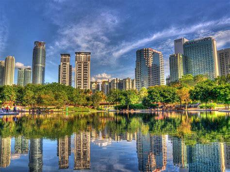 Lake Gardens Kuala Lumpur Malaysia Desktop Backgrounds ...