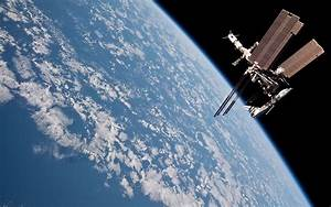 International Space Station, Space Shuttle, Endeavour ...