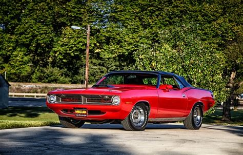 Wallpaper 1970, Plymouth, Plymouth, Cuda, Hemi Images For