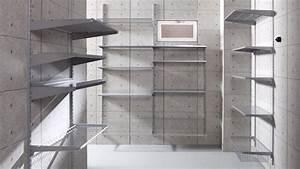 Regalsystem Keller Ikea : regalsystem kellerregal aus metall flexibel innovativ ~ Watch28wear.com Haus und Dekorationen