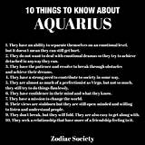 What's sexy about the aquarius woman