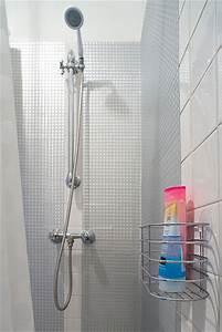 relooking avec du carrelage adhesif j39ai teste cote With carrelage adhesif salle de bain avec applique exterieur led pour terrasse