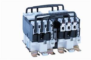 Gsc1 Series Of 4 Pole Magnetic Contactor  2no 2nc  Id