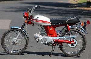 Honda Cl70 Parts
