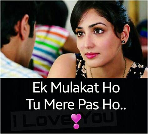 Romantic Bollywood Songs Quotes