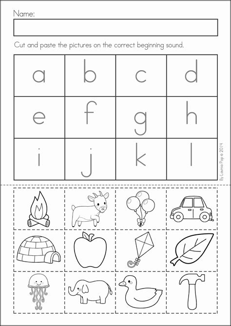 summer review kindergarten math literacy worksheets