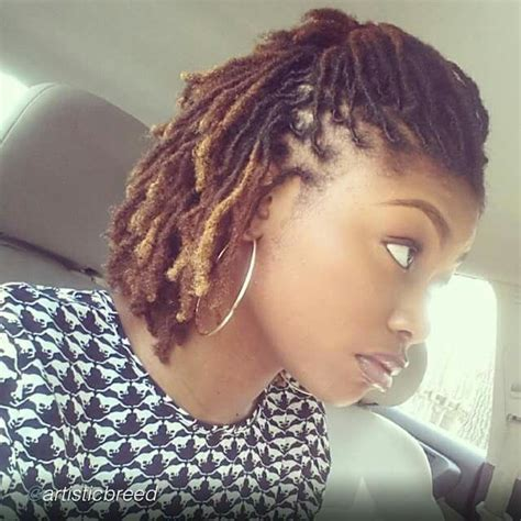love it locs of love short locs hairstyles natural