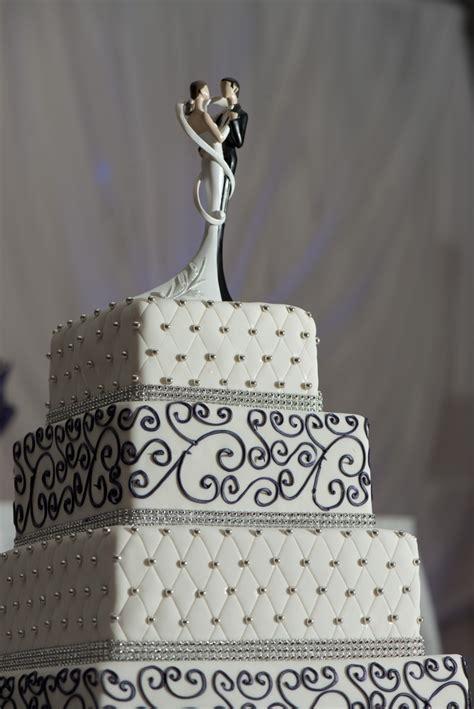 wedding cake on a budget idea in 2017 wedding