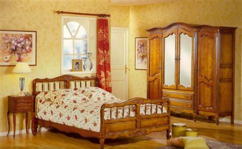 chambre à coucher merisier decoration chambre en merisier visuel 6