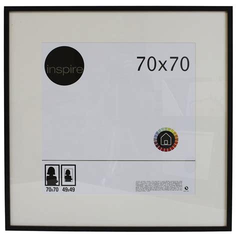 pose de cuisine ikea cadre lario 70 x 70 cm noir noir n 0 leroy merlin