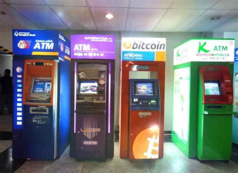 A bitcoin atm (automated teller machine) is a kiosk that allows a person to purchase bitcoin by using cash or debit card. Payment Media - Hackers venden malwares para cajeros automáticos de Bitcoin en la deep web