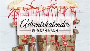 Weihnachtsgeschenke Für Den Mann : diy adventskalender f r den mann youtube ~ Orissabook.com Haus und Dekorationen